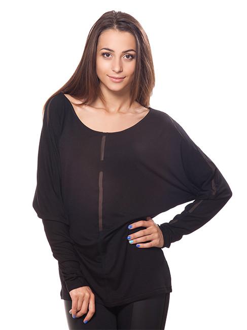 Женская блузка свободного кроя