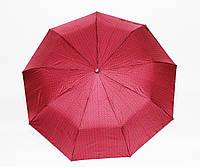 Зонт бордо Овалы п/авт , фото 1