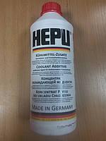 """Антифриз красный концентрат охлаждающей жидкости 1,5 (L) """"HEPU"""" (-80С) P999 G12 - Германия"""