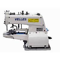 VELLES VBS373 Промышленная автоматическая пуговичная машина однониточного цепного стежка