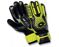 Перчатки вратарские GLOVE GK SPIDER 500 YELLOW SAF/BLACK