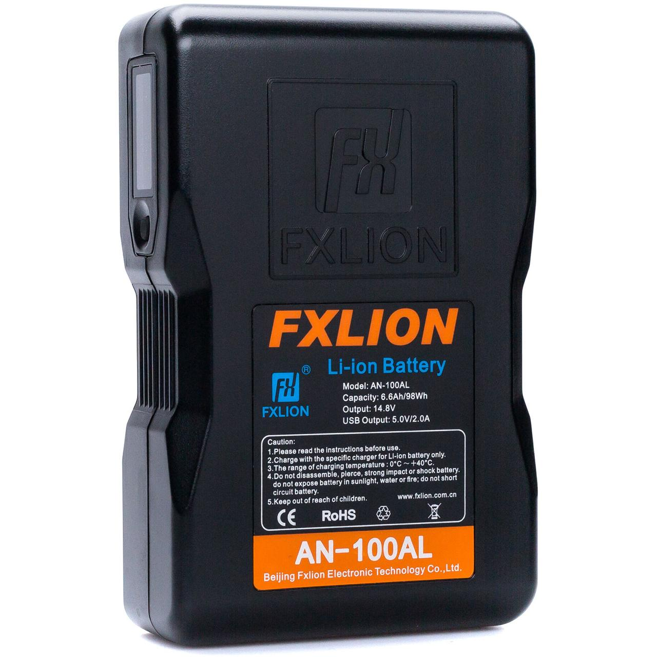 Аккумулятор FXlion AN-100AL 98Wh Cool Blue Gold-Mount Battery (AN-100AL)