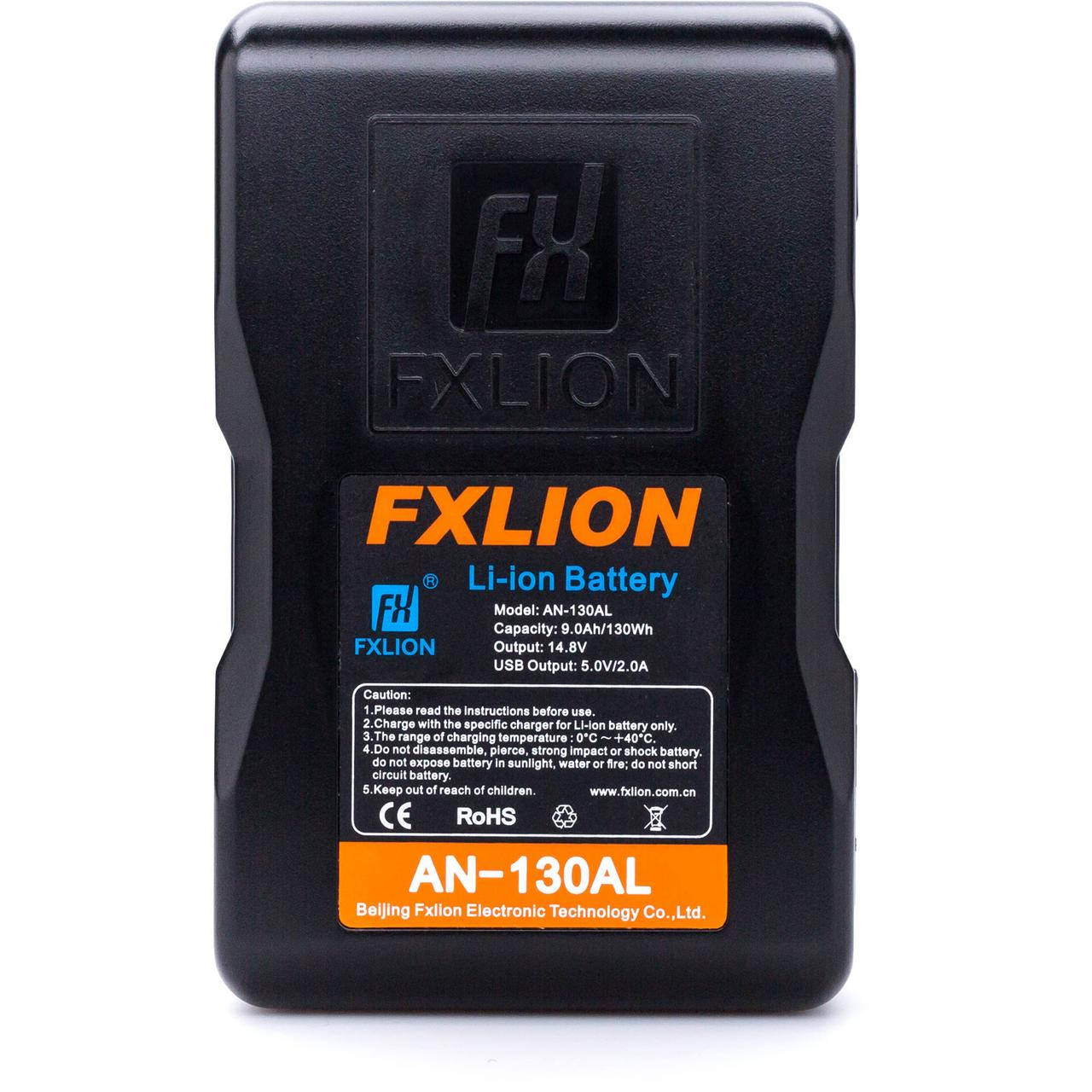 Аккумулятор FXlion AN-130AL 130Wh Cool Blue Gold-Mount Battery (AN-130AL)