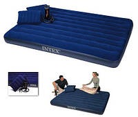 Матрас надувной Intex 203 х 152 х 22 см (68765)