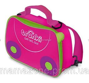 Термосумка рюкзак 2 в 1 Trunki Trixie TRUA0289