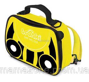 Термосумка рюкзак 2 в 1 Trunki Пчелка TRUA0292