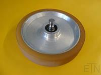 Ролик VAL ø200 / 17 x 38/44 мм VU 80 ° Al.u 2 x подшипники 6003 2RSH SKF, с осью, отіс