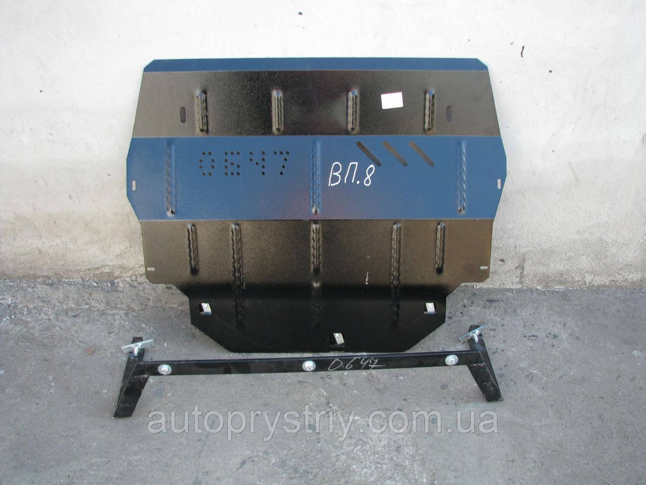 Захист двигуна і КПП Volkswagen Polo седан 5 (2009--) 1.2 D, 1.6 i