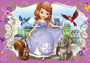 Прямоугольные картинки принцесса София