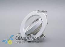 Cветильник точечный встраиваемый поворотный Feron DL11 под лампу MR16, фото 2