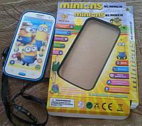 Телефон обучающий Миньон minions summer. игрушка