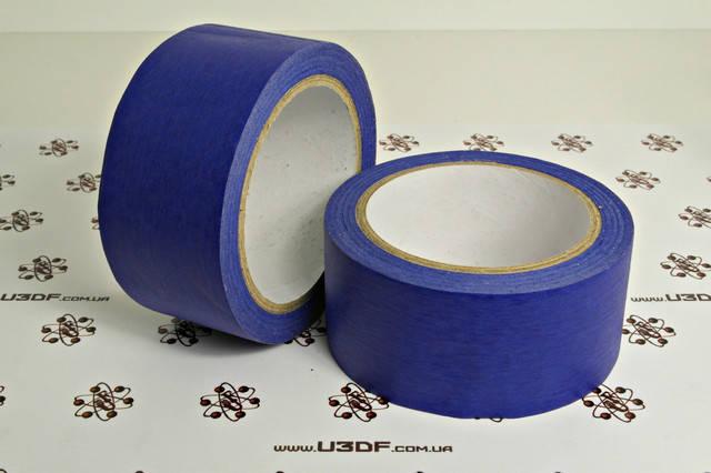 Синий (голубой) скотч для 3D печати, фото 2