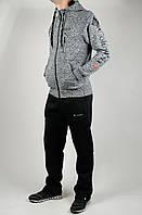 Зимний спортивный костюм COLUMBIA WINTER 21250 серо-черный