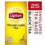 """Чай чёрный ТМ """"Lipton"""" 25 пакетиков, фото 2"""