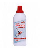 Бесфосфатное средство для мытья полов, 1000 мл