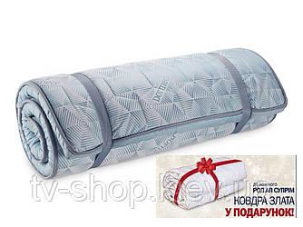 Топпер Ролл Ап Суприм Dormeo + одеяло