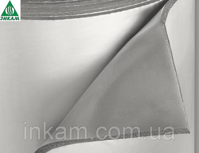 Теплоизоляция из вспененного каучука самоклеющаяся  с покрытием 32 мм