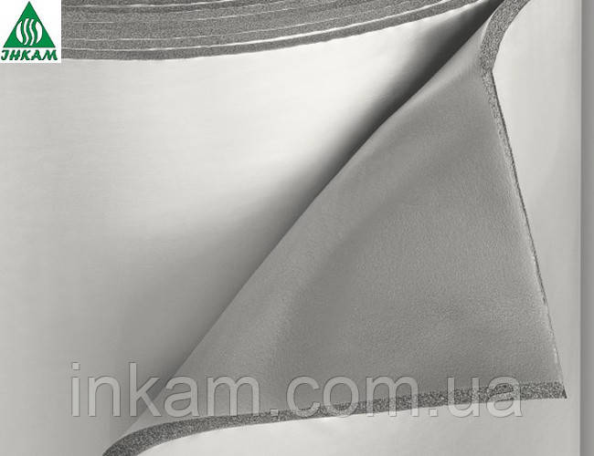 Теплоізоляція каучукова самоклеюча EUROBATEX TRIPLEX 19 мм