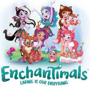 Куколки Enchantimals Энчантималс/ фирурки Peppa Pig