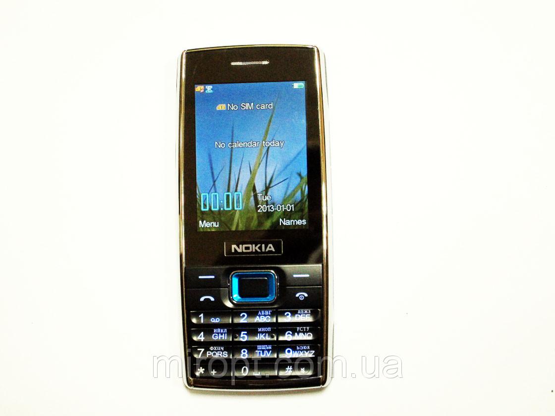 "Телефон NOKIA X2-07 - 2Sim + 2,4"" + Camera + BT +FM"