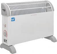 Обогреватель конвектор электрический UP CH-2040  (750Вт / 1250Вт / 2000Вт)