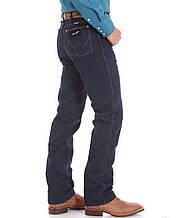 Джисы Wrangler Slim Fit Silver Edition Dark Denim