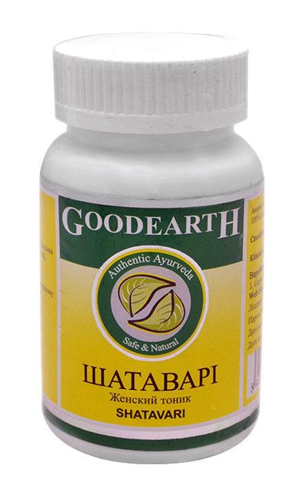 Шатаварі № 60 - жіночий тонік, GOODCARE PHARMA PVT. LTD.