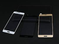 Защитное стекло с рамкой для Huawei Honor V8
