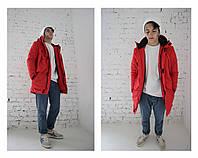 Зимняя парка\куртка Kildfol - Classic Red (мужская) Зима Теплая