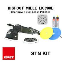 Полировальная машинка двойного действия с зубчатым приводом - Rupes BigFoot mille (LK 900E/STN), фото 2