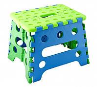 Детский складной пластиковый стул MasterTool (92-0808)