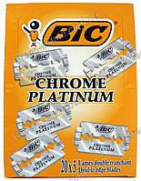 "Лезвия chrome-platinum ""Bic"""