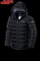 Куртка Braggart Aggressive черная молодежная