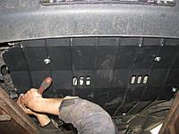 Защита двигателя и КПП Volkswagen Transporter T-5 из кондиционером L=4892 (2010--) механика 2.0 D