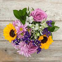 Букет из цветов (Диво)