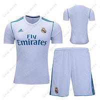 Футбольная форма ФК Реал Мадрид 2017-2018. Основная форма