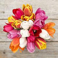 Букет из цветов (Весенний день)