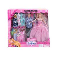 Кукла D23G Семья с нарядом