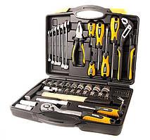 Набор инструментов и торцевых насадок MasterTool (78-5156)
