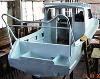 Промысловый алюминиевый катер РС-9400