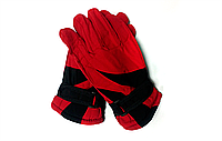 Перчатки горнолыжные детские GLOVES RED