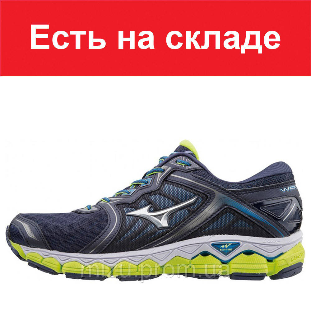 dc7ce550 Кроссовки для бега мужские Mizuno Wave Sky, цена 3 473,60 грн., купить в  Днепре — Prom.ua (ID#606360141)