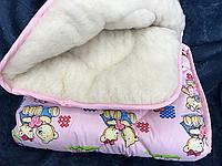 Детские меховые одеяла
