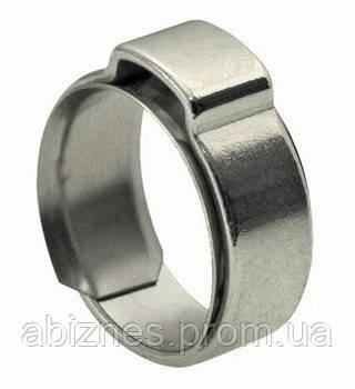 Хомут Ф 10,0 мм с кольцом