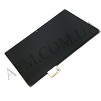 Дисплей (LCD) Sony Xperia Tablet Z с сенсором черный