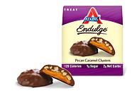 Atkins – Орех-Пекан Карамельные кластеры, фото 2