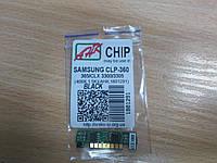 ЧИП SAMSUNG CLP-360/365/CLX 3300/3305 BLACK (K406) JND.AHK