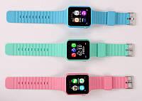Детские умные часы Smart watch влагозащита V7K, Bluetooth, камера, музыка, карта памяти