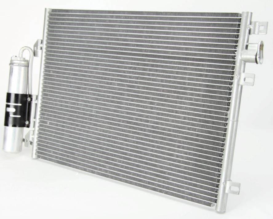 Радиатор кондиционера Kangoo 1.5dCi/1.2i 03-