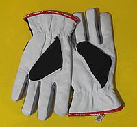 """Перчатки зимние кожаные с утеплителем """"REIS"""" RLWARMER , фото 1"""
